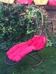Подвесное кресло Лежак
