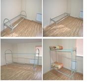 Кровати,  столы,  табуретки,  тумбы эконом класса. Доставка по РБ.